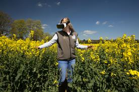 McDonald's uses Oculus and Samsung VR to offer a first-person experience of farming