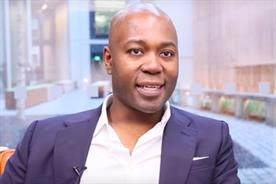 Magnus Djaba: the newly-appointed global president of Saatchi & Saatchi