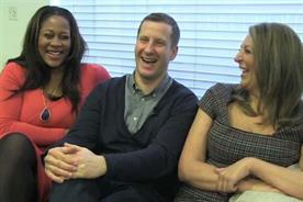 MediaCom: Karen Blackett, Josh Krichefski and Claudine Collins