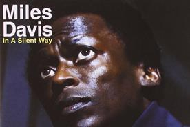 Miles Davies: in a Silent Way, album cover