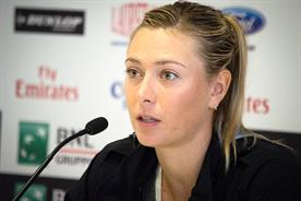 Maria Sharapova: the tennis star's handling of the crisis has been as good as it can be