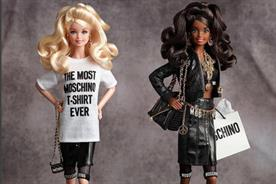 Moschino Barbie: such stuff children's dreams are made of