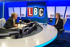 Rajar Q2 2017: London radio buoyancy given boost by LBC