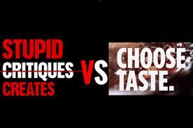 Coca-Cola's 'Choose Choice' ad facing Diesel 'copycat' claims