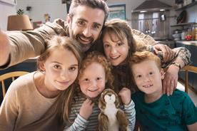Oxo launches first TV ads with new family since death of Lynda Bellingham