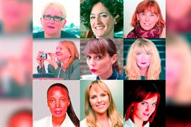 Campaign picks the women who inspire us in advertising and marketing