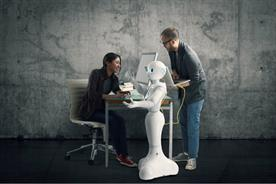Pepper the robot: launching in the US and Europe later this year