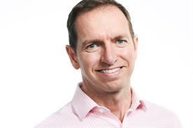 Barnaby Dawe: global chief marketing officer at Just Eat
