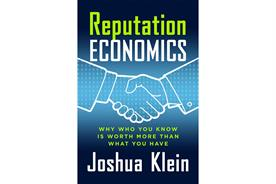 'Reputation Economics' by Joshua Klein