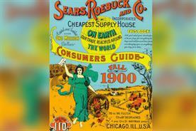 History of advertising: No 184: A Sears Roebuck catalogue