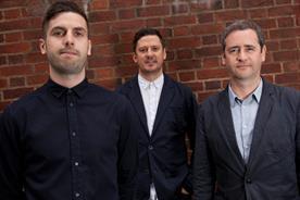 Ryan Self, Richard Denney and Dave Henderson