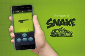 How Nokia made 'Snake' relevant to a new generation