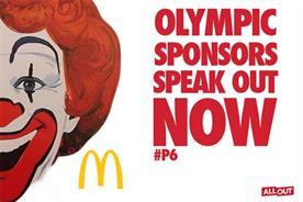 Sochi 2014: most UK social media chatter critical of sponsors Coke, Visa and McDonald's