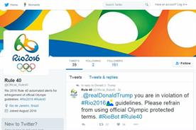 Twitter bot: Dublin agency eightytwenty set up the account