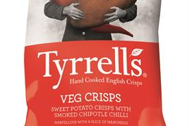 Tyrrells appointed Wieden & Kennedy London