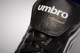 Umbro: launching the 'Speciali Eternal' boots
