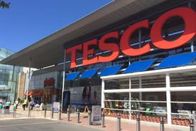 Tesco: brand value has plummeted according to data