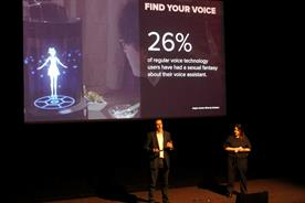 How voice could be the new frontier for brands