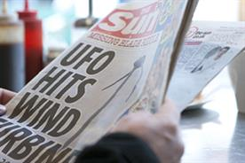 The Sun: rumoured to be moving to a seven day a week publication.