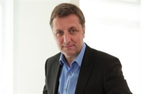 Jerry Buhlmann, chief executive of Aegis Group (picture Colin Stout)