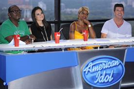American Idol: Coca-Cola product placement