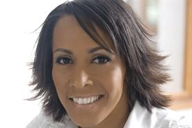 Dame Kelly Holmes: switched on DAB transmitters at London's BT Tower