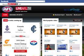 Facebook: to show more sports content via Perform's LiveSport.TV platform