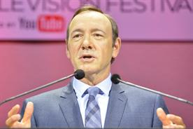 Kevin Spacey: (picture credit: Rob McDougall)