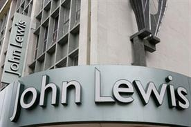 John Lewis: makes SB 100 shortlist