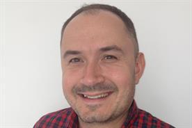 Mark Freeman, creative partner, Movement