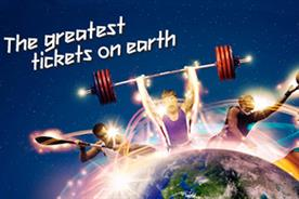 London 2012: 'the greatest tickets on earth' campaign
