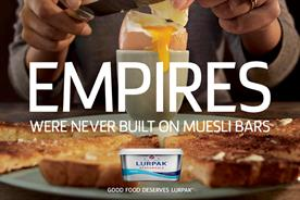 Lurpak: delicious thinking from the butter brand