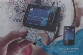 CREATIVE STRATEGY: If only Sony Ericsson's ad was as smart as its smartphone