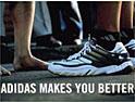 Adidas: historic and modern