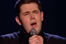 Craig Colton: a peak audience of 13.9 million saw his exit from The X Factor