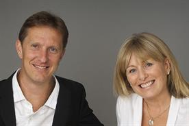 Andy Bird and Mhairi McEwan, co-founders, Brand Learning