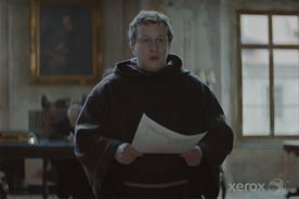 Xerox's Brother Dominic revival resonates with viewers who never saw the original