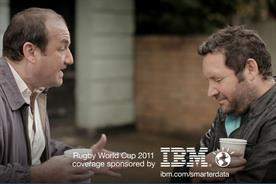 IBM 'Rugby World Cup idents' by OgilvyOne