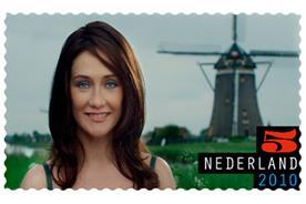 TNT 'stamp' by KesselsKramer