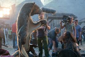 Canal+ 'the bear' by BETC Euro RSCG