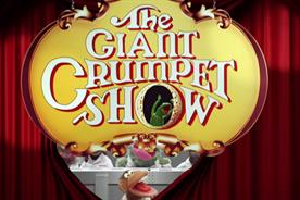 """Warburtons """"The Giant Crumpet Show"""" by WCRS"""