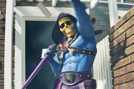 """Moneysupermarket.com """"Skeletor"""" by Mother"""