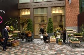 Packages in Action: The Covent Garden Academy of Flowers