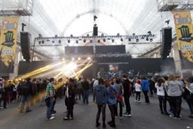 Campaign: Vans Warped Tour at Alexandra Palace