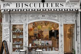 Packages in Action: Biscuiteers Boutique and Icing Café