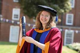 Sustainable Events MD receives honorary degree