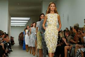 Events in Action: Matthew Williamson SS14 collection at the Saatchi Gallery