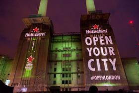 Events in Action: Heineken Ignite London