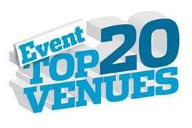 Voting deadline looms for Event's Top 20 Venues 2013