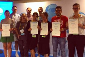Team Hungary wins Young Lions PR competition